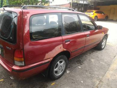 Used Nissan AD Resort for sale