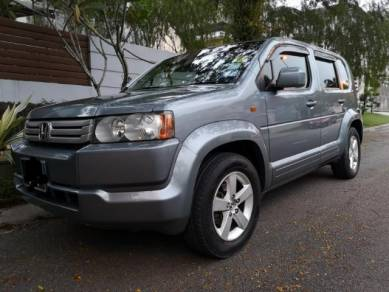 Used Honda Crossroad for sale