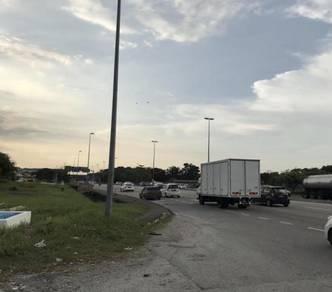 [ Face Main Road ] Freehold Commercial Land at Bandar Parklands, Klang