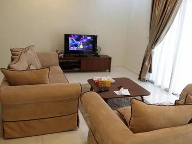 Bukit Indah 7, Fully Furnished, Renovated