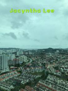 Setia Pinnacle , 1314sf , High Floor , City View , Sungai Ara