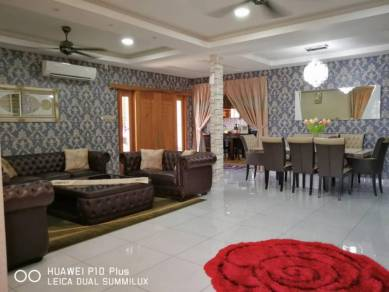 Setia Indah 9 Fully Renovated Double Storey Corner Lot for SALE