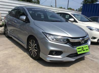 2017 Honda CITY 1.5 V FACELIFT (A)