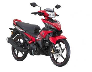 Yamaha LC 135 Loan kedai black list IC Sahaja