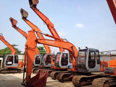 Imported Hitachi EX120-5 Hyd. Excavator (12ton)