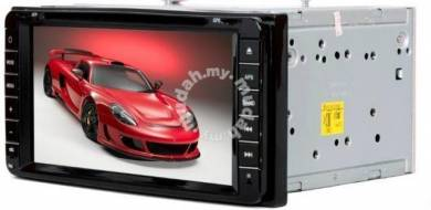 "DVD Double Din 7"" Full HD-1080 MP3 MP4 MP5 Taiwan"