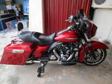 Harley Davidson 2011 Street Glide