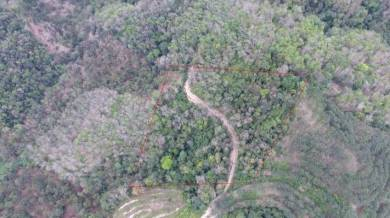 Cheap land at bentong town