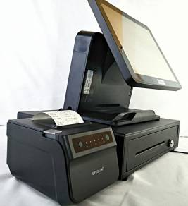"POS System- F&B 15"" Touch POS Promo Package A"