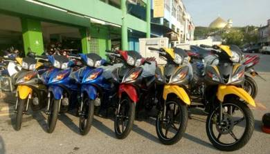 2019 Yamaha Lagenda 115z,wasp ony, big big sale
