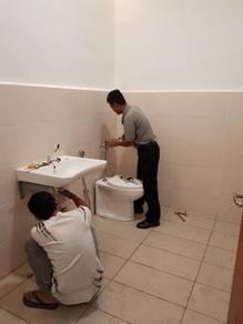 KK MESRABUDEGT PLUMBING Plumber service berpatutan