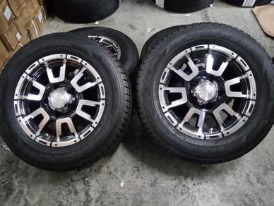 Dawning 16inc rim & tire for sportage vitara
