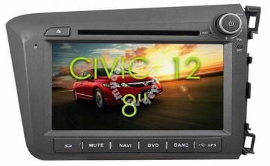 DEMO HONDA CIVIC New 2014 car Dvd player 2ND