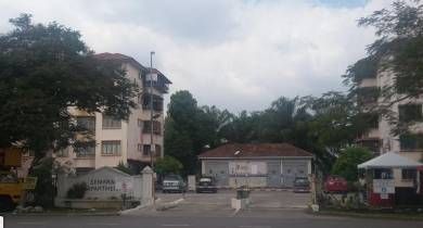 Semarak Apartment Good for Stay & Investment
