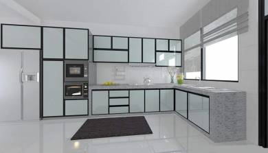 Kitchen Cabinet Aluminium Kalis Air & Anai Anai