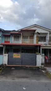Taman Sri Gaya Bercham Double Storey House For Sale