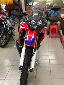 Crf250 rally offer