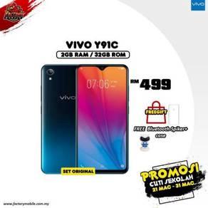 Vivo y91 c [ 2+32GB ] + gift