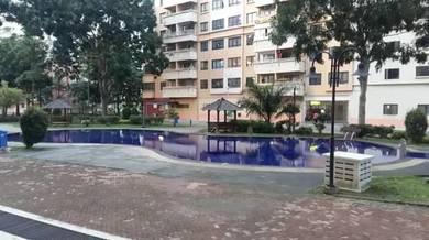 Vista Millennium Condo [FACING LAKE VIEW] NEAR Hilton Garden