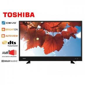 "Toshiba [40"" inches, Full HD TV] Original Set Baru"