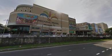 Megamall Ground floor Retail Lot
