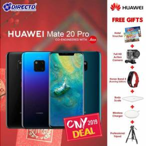 Huawei MATE 20 PRO (CNY 2019 DEAL)ORIGINAL-MYset