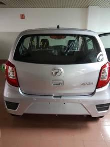 2018 Perodua AXIA 1.0 E FACELIFT (M)