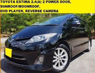 Toyota ESTIMA 2.4 CC AERAS G (A) ACR50 MPV SUNROOF
