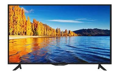 "Sharp [50"" inches Full HD TV] Original Set Baru"