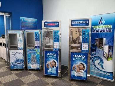 Kilang Vending Machine Penapis Air Biosyifa