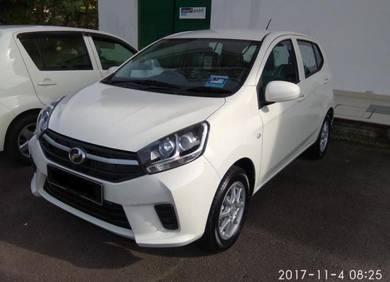 Promosi Hebat & Deposit Perodua Axia Baharu