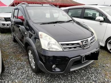 2013 Nissan Livina X-GEAR 1.6 (A) Blaklis