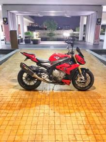 BMW S1000R S1000 R Fully Equipped MT09 Z900 Z1000