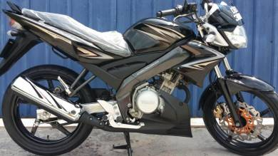 Yamaha FZ 150 i Japan Low Mileage 1-pakcik owner