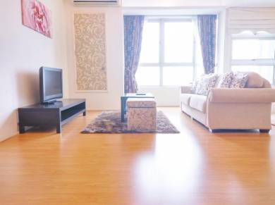IZen Kiara 1 MOST VALUE FULLY FURNISHED UNIT IN MARKET LEVEL TOP FLOOR