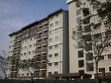 Tiara Hatamas Cheras Apartment for Rent