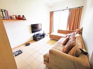 Below Market Value, Move In Condition, Apartment Minang Ria 2 Cheras