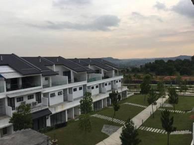 2.5 storey New house Lakeclub Parkhomes Rawang Selangor