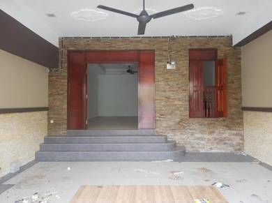 Taman Pulai Indah Double Storey Fully Renovated 10ft Extension 20x70