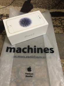 IPhone 6 32GB GOLD - NEW Replacement Warranty