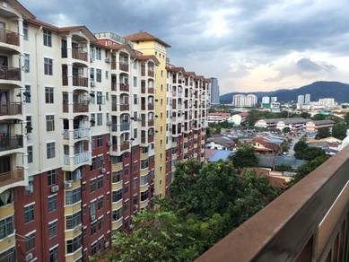 Nice view corner unit apartment for rent