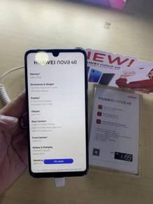 Huawei Nova4e 6+128 New Ori Set