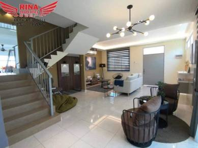 Cuma RM 200 Booking Blh Dpt Rumah Baru di Meru