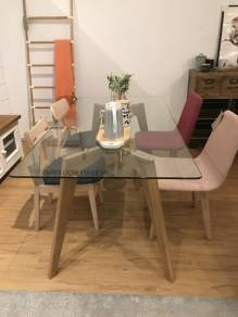Totally New Modern Dining Table 180x90x76cm