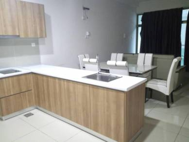 Palazio Service Apartment Mount Austin Johor Bahru Good condition