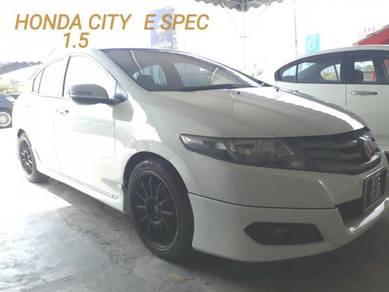 2009 Honda CITY 1.5 E (A)NO GST FULL LOAN