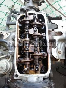 Head 6 valve kancil original japan