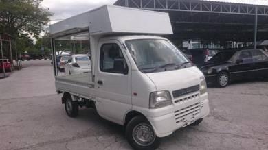 Suzuki Pasar Malam Da52T 660cc (M) Recon TIPTOP