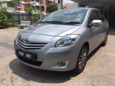 2012 Toyota Vios 1.5 (A) G VVTi ONE OWNER