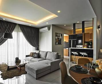 Bangi Hill Top Luxury Condo Freehold 1000sq.ft 288K [2020 New Concept]